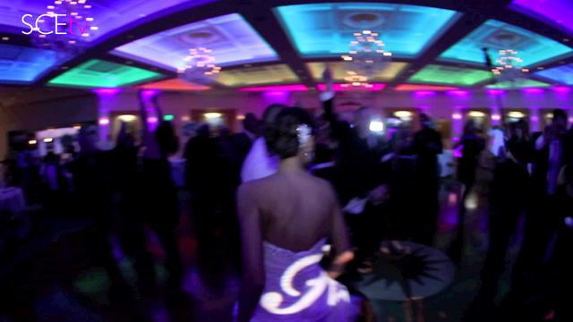 NJ Wedding DJs at Clarks Landing with SCE & Jeffrey B - Helen & Angel 09.17.11