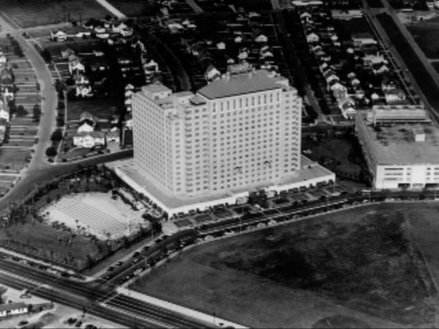In Search Of Houston 39 S History The Shamrock Hotel On Vimeo