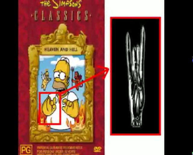 Los Simpsons: Mensajes Subliminales ILLUMINATI PART 1 on Vimeo