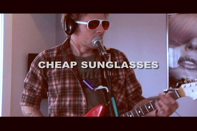 Deer Tick - Cheap Sunglasses (Zz Top Cover)
