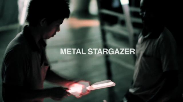 The Making Of Metal Stargazer