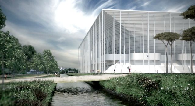 New Stadium Bordeaux