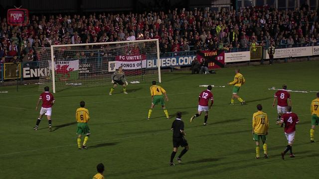 Steve Torpey Goal v North Ferriby United 17/08/2011
