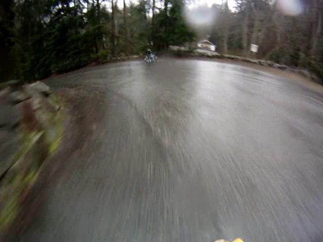 Rainy Days Longboarding