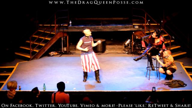 16th Annual, San Francisco Drag KING Contest at DNA Lounge: Fudgie Frottage!