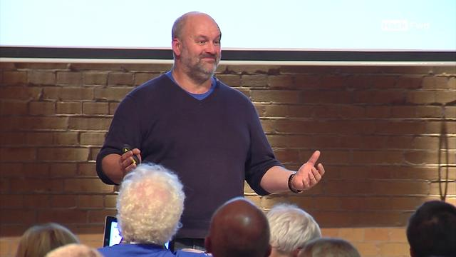 Werner Vogels &#8211; Amazon and the Lean Cloud
