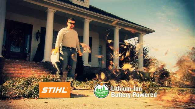 "STIHL ""No Worries"""