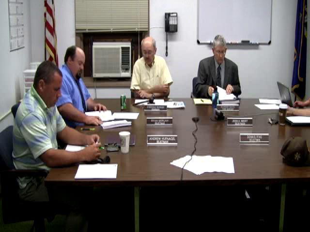Farmington Selectmen - 9/27/11