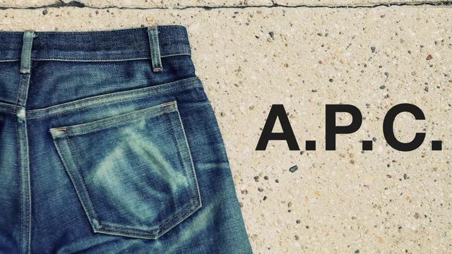 Video: RSVP Gallery – APC Denim Washing Tutorial