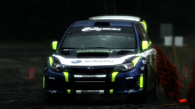 David Higgins + Shaun White / Subaru Rally Team