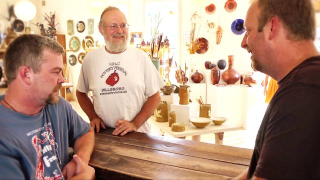 The Tree House Pottery Shop