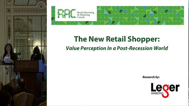 The New Retail Shopper - Dimitra Maniatis, Leger Marketing in HD