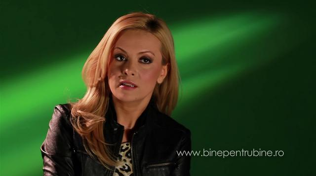 Simona Gherghe - Bine pentru Bine on Vimeo