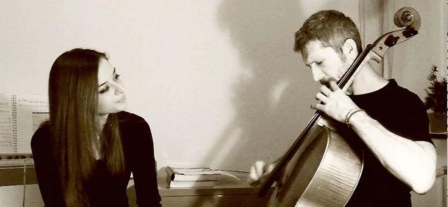 Soundgarden - Black Hole Sun - ALMOST 3 (voice&cello)