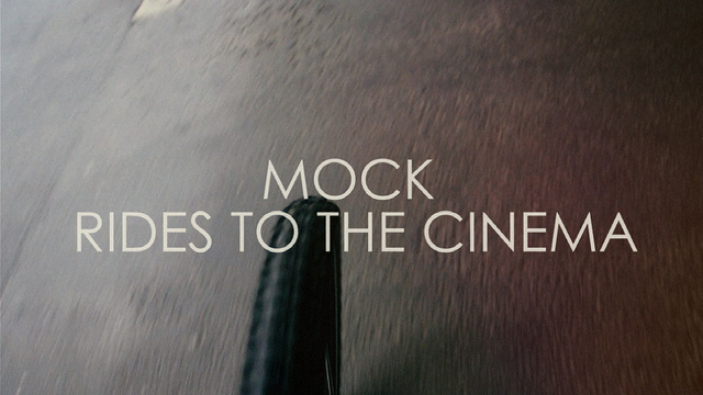 MOCK RIDES TO THE CINEMA