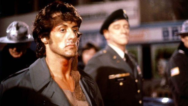 RAMBO STALLONE - FIRST BLOOD ( filming location video )  VC Commander Returns