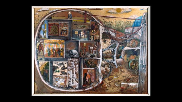 William Kurelek's The Maze - Official Trailer