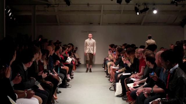 Video | Oliver Spencer Spring Summer 2012