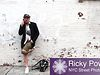 Ricky Powell, legendary NYC street photographer and culture curator, gives his take on the beauty of timing and topicality