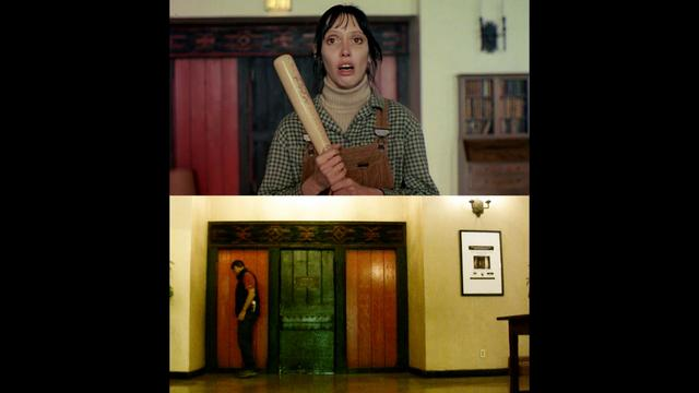 THE SHINING ( filming ...