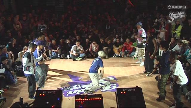 Funkin' Stylez 2009 - WTB - France VS USA