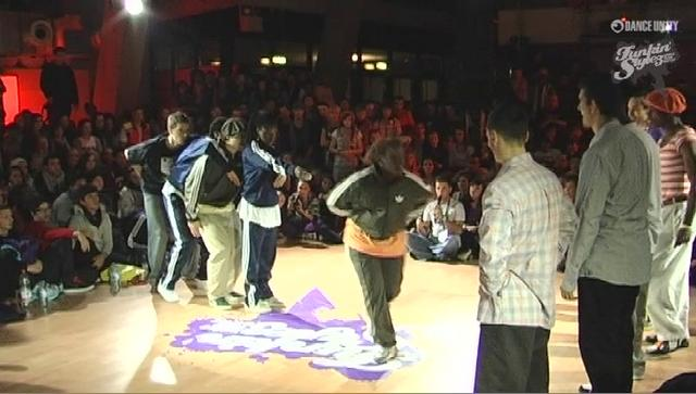 Funkin' Stylez 2009 - WTB - Sweden VS Germany