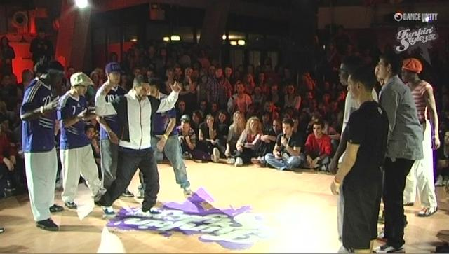 Funkin' Stylez 2009 - WTB - France VS Germany