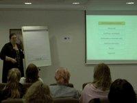 Organisatsiooni koolitustegevuse planeerimine. Kaidi Holm. (2011)