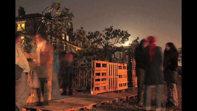 Trailer: The East London Sukkah