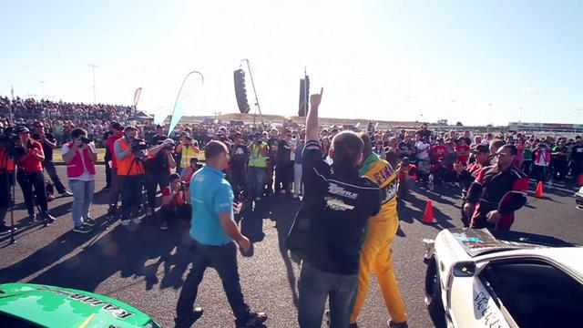 Australian Drift GP - R1 - Calderpark 2011