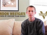 Brandon Westgate interviewed by Venture riders
