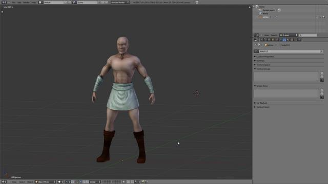 Introduction to Rigging - Part 1