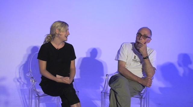 FuelRCA presents Richard Wentworth in conversation with Sarah Douglas