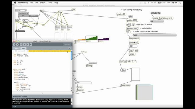 Digital sound processing using arduino and MATLAB