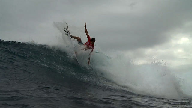 Oakley World Pro Junior Day4 Highlights - Guys Round2 at Keramas, Round 2 Heats 5 to 16