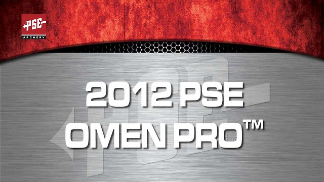 2012 PSE OMEN PRO&trade;