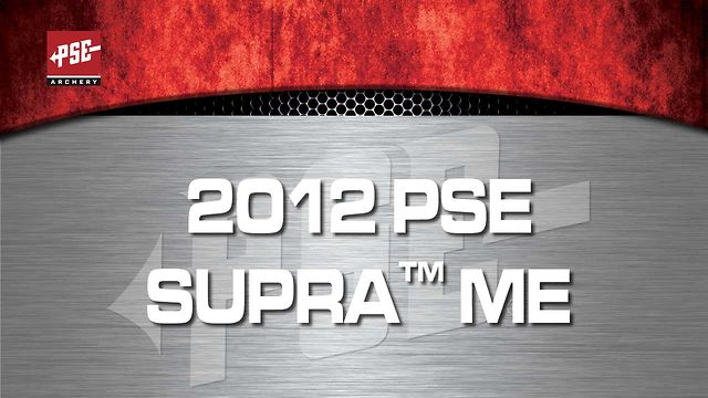 2012 PSE SUPRA&trade; ME