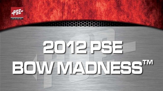 2012 PSE BOW MADNESS&trade; Line