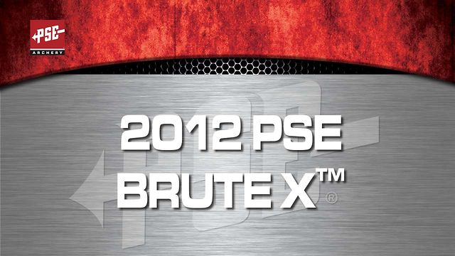 2012 PSE BRUTE X&trade;