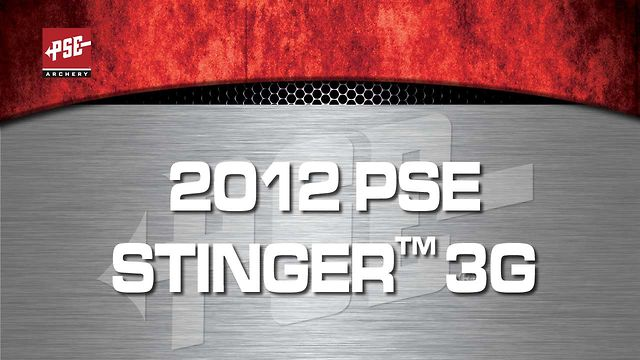 2012 PSE STINGER&trade; 3G