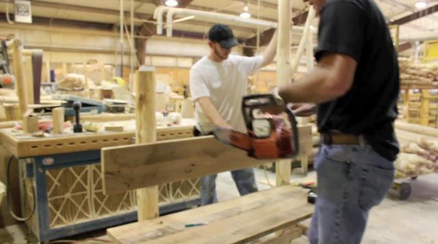 Rocky Top Log Furniture on Vimeo
