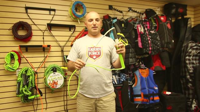 2012 Liquid Force Pro Handles - Clinic Video