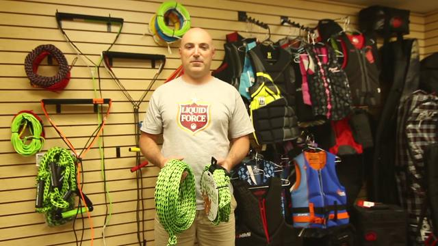 2012 Liquid Force Tube Ropes - Clinic Video