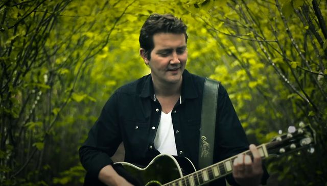 "Adam Harvey ""Falling In To Place"" Official Video"