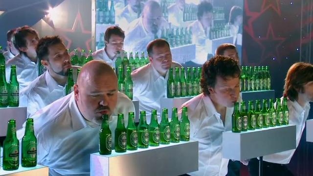 Heineken TVC 40'' - Men With Talent poster