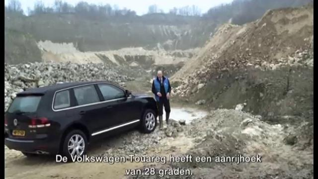 VW TVC 50'' - Not Dirty poster