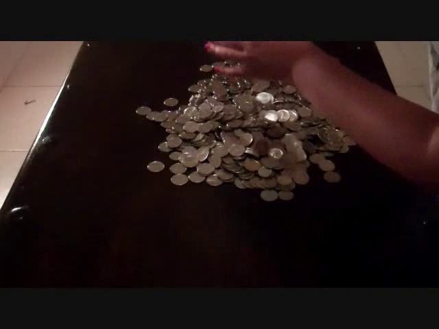 CashnCandy: Just how much money went into that jar