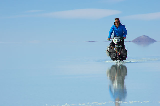 Cycling Bolivia: Sur Lipez and Salar de Uyuni
