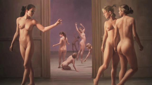 The Great Nude British Figurative Art