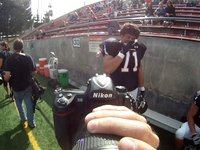 Sports Shooter Academy VIII: Football POV
